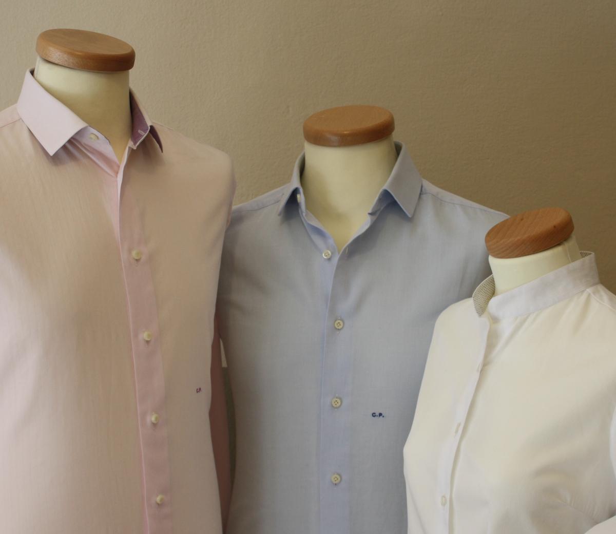 diverse tipologie di camicie