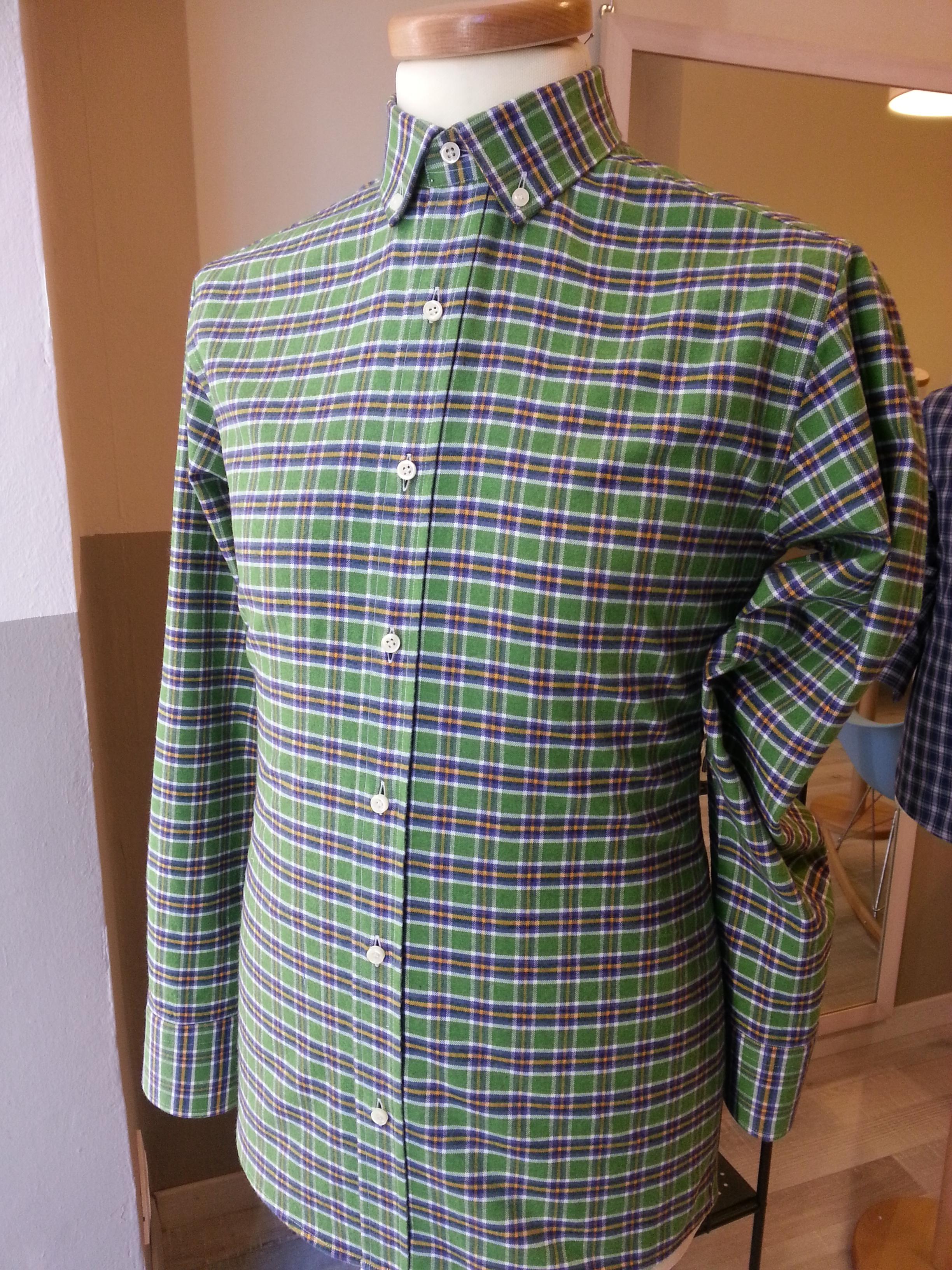 online store 8a8e8 22276 Nato per la camicia - Camicie su misura Torino - Zona Corso ...